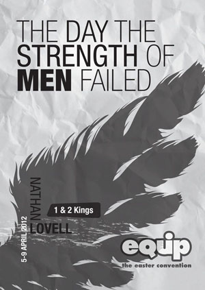 The day the strength of men failed